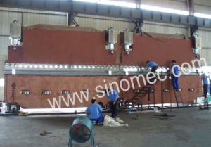 CNC Hydraulic Press Brake Machine (WE67K-1200T/12600) pictures & photos