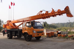 7 Ton Chinese Tower Crane Price List pictures & photos