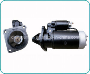 Starter Motor 24V 4.0kw 9t for Excavator (0001360015) pictures & photos