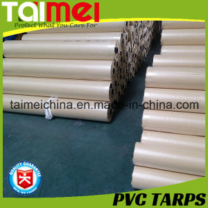 420GSM - 1200GSM PVC Fire Resistance/Fr Coated Tarpaulin pictures & photos