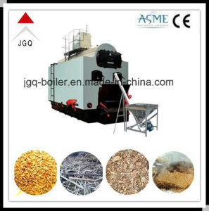 Best Selling Wood Chip Fired Steam Boiler in Spain