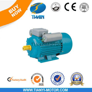 Yc Series Single Phase AC Electric Motor 4 Pole Induction Motor pictures & photos