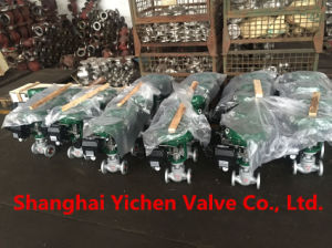 Pneumatic High Temperature Control Valve (GZJH) pictures & photos