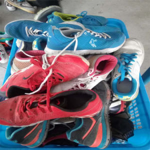 Used Sport Shoes China Factory pictures & photos