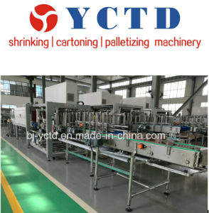 automatic shrink packing machine pictures & photos