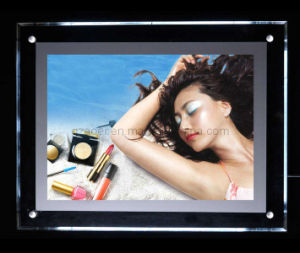 Crystal LED Light Box