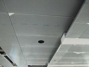 Square Ceiling with Aluminium Panel (GL-6601D) pictures & photos