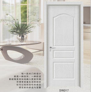 China Made Cheap Price Interior Wooden Doors pictures & photos