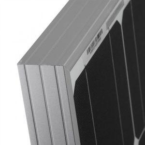 High Eifficinecy Transparent Mono Solar Panel Manufacturers pictures & photos