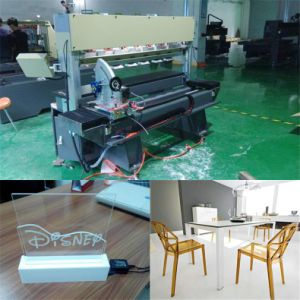 High Speed Widely Used Light Guide Plate Polishing Machines pictures & photos