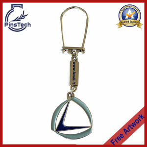 Customized Logo Keychain, Metal Die Cast Keychain pictures & photos