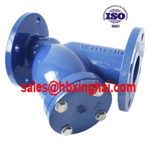 DIN Pn16 Cast/Ductile Iron Y-Strainer