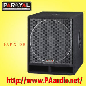 PRO Sound (EVP X-18B)