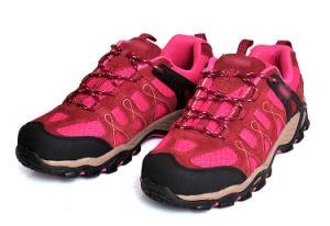 Red Color Outdoor Shoes for Girls pictures & photos