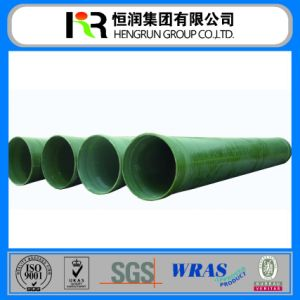 Wras Certificate & Factory for Water / Power Plant FRP / GRP Fiberglass Pipe pictures & photos
