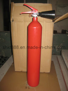 CO2 Fire Extinguisher for Fire Fighting Equipment pictures & photos