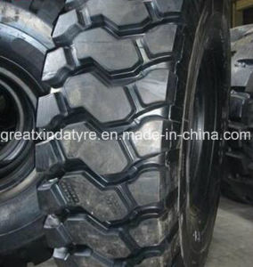 off Road Tires for All Terrain Crane Tire, OTR (14.00R24) pictures & photos