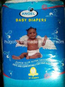 Beautiful Angel Baby Diaper with Good Price pictures & photos