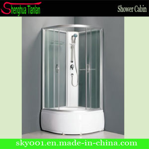 New Hot PVC Prefabricated Rain Shower Room Cabinet pictures & photos