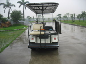 4 Seater Electric Ambulance Battery Operated Cart pictures & photos