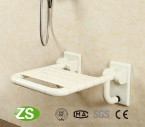 Medical Equipment Designer Nylon Folding Plastic Shower Chair pictures & photos