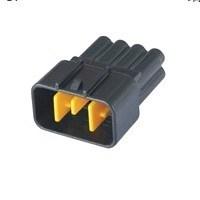 8 Pin Black Waterproof Connectors DJ7081Y-2.3-11 pictures & photos