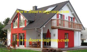 America Villa Quality Solid Wood Aluminum Windows pictures & photos
