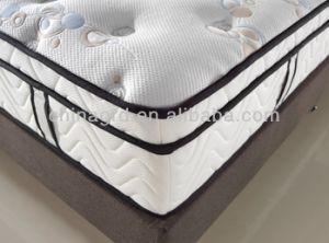 Memory Foam Pillow Top Mattress (8341#) pictures & photos