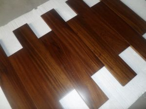 African Teak Wood Flooring (AT-I) pictures & photos