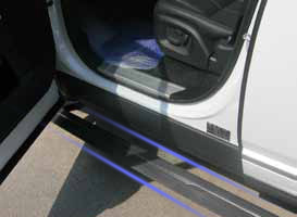 Range Rover Discovery 4 Auto Parts/Auto Accessory Electric Running Board/ Side Step/Pedals