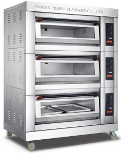 Electric Deck Oven (RM-312D) pictures & photos