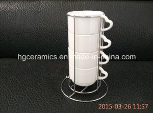 Strackable Mug, 4PCS/Set Sublimation Mug pictures & photos
