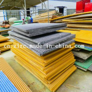FRP Grating Floor / GRP FRP Gratings pictures & photos
