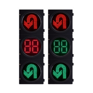 Good Quality LED Traffic Signal Heads Aluminum Housing pictures & photos