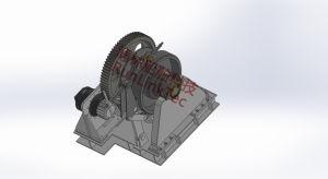 Marine Equipment Windlass 12.5mm-145mm Chain Dia. Range pictures & photos