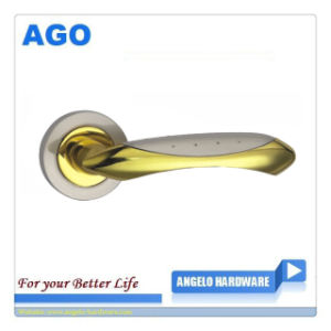 Fashion Aluminum Zinc Cheap Door Handle (AG1-017)