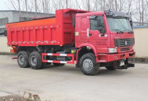 Mobile Boiler Truck 4X2, Red Color