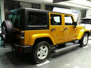 Geep Wrangler Auto Spare Parts/Auto Accessory Electric Running Board/ Side Step/Pedals pictures & photos