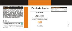 High Quality Fuchsin Basic CAS: 632-99-5 Ind pictures & photos