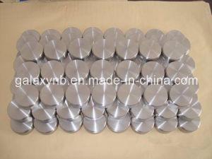Titanium Sputtering Coating Round Target pictures & photos