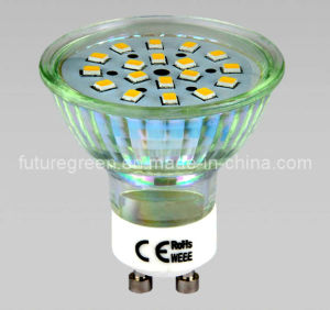 in Hot Sales GU10 18PC 2835SMD Cup pictures & photos
