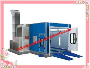Spray Paint Booth for European Market with Competetive Price pictures & photos