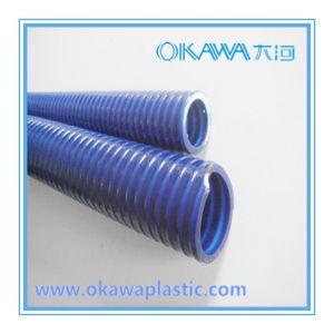 Rigid PVC Reinforced Hose for Swimming Pool Drain