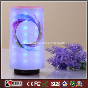 3 PCS Chinese Style Bluetooth Speaker with LED Lights pictures & photos