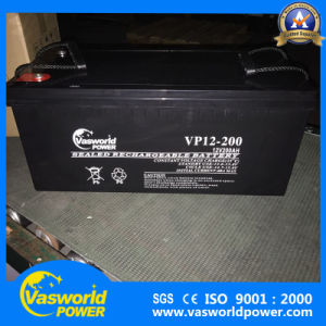 Power Bank for 12V Rechargeable Battery 12V200ah Grid Systems Solar Battery pictures & photos