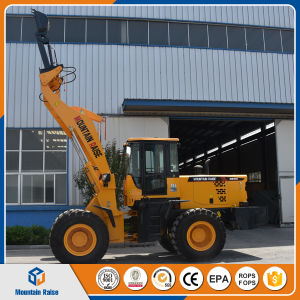 China Mini Loader 2.5 Ton Wheel Loader Earthing-Moving Machine with Attachments Price pictures & photos