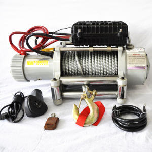 4X4 Truck Electric Winches12000lbs with Full Steel Gears CE Apprived