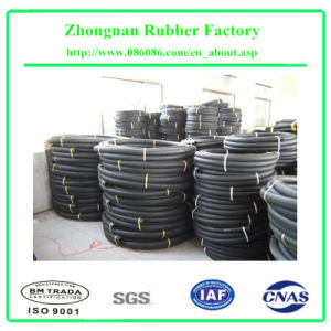 Rubber Lined Hose Rubber Water Garden Hose Pipes pictures & photos