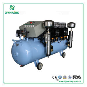Professional Silent Air Compressor with Air Dryer (DA7005D)