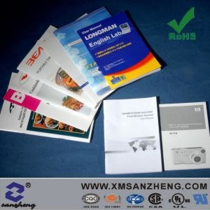 Customized Colorful Brochure, Instruction (SZ14033) pictures & photos